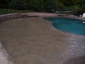 Poolscape Rebuild and Improvement