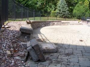 Poolscape Rebuild and Improvement
