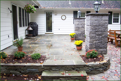 Country Landscaping - Masonry